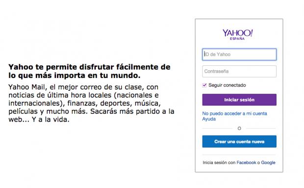 Iniciar sesion español correo en Cómo iniciar